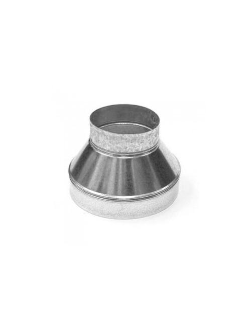 Acople reducción metal tubo 315/250mm
