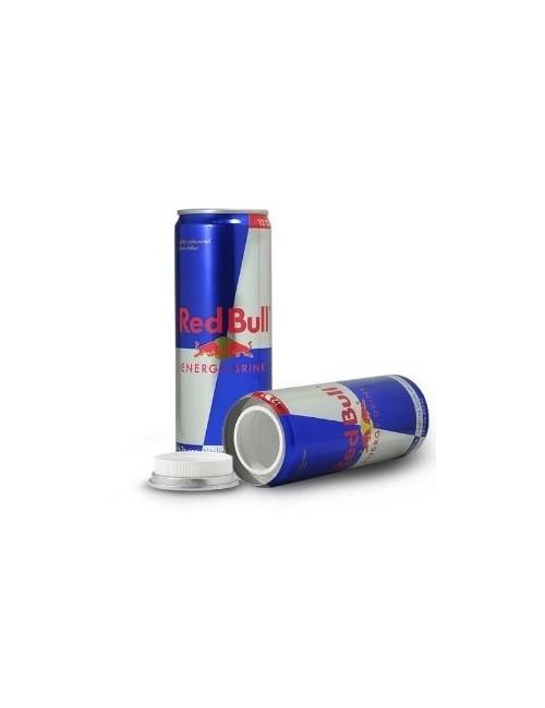 Lata ocultación Red Bull