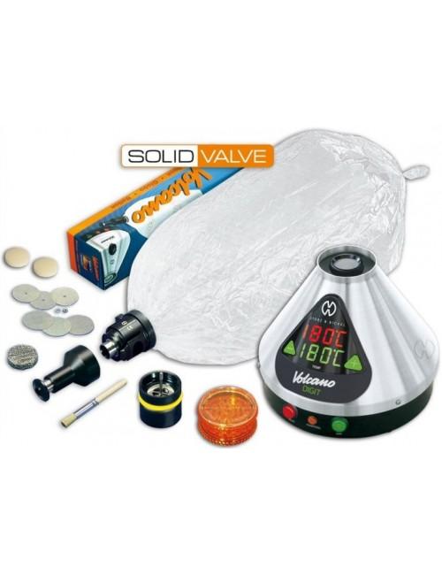Volcano digital + Kit completo Solid Valve