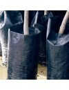 Bolsas de cultivo negras