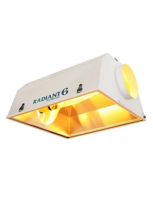 "Reflector Refrigerado Radiant 6""Ø150mm y 8""Ø200mm"