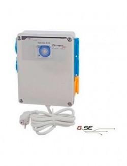 Gse Timer Box Caja Temporizador + Calefacción