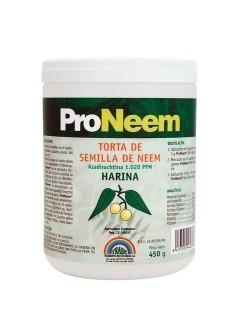 ProNeem torta de semilla de Neem 450g