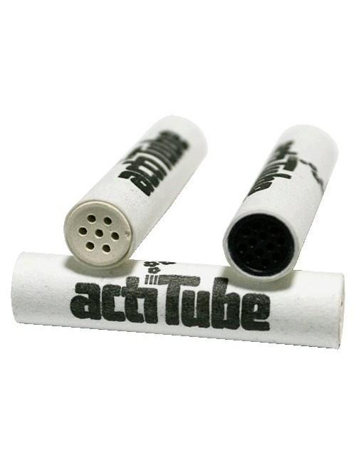 Filtros ActiTube Caja 100 unidades