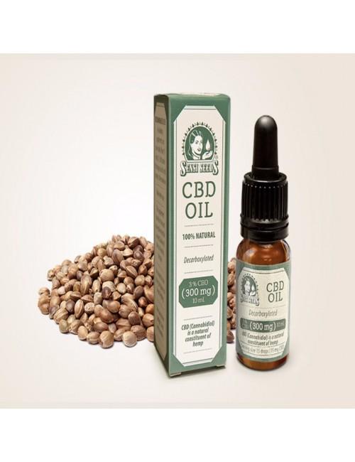 Aceite de Cáñamo de Sensi Seeds 3% CBD