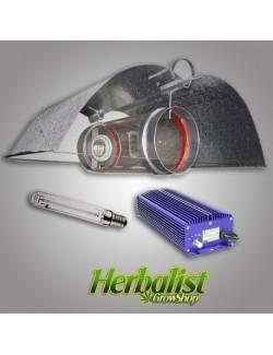 Kit de iluminación Electrónico Lumatek 600W Cooltube Alas 125