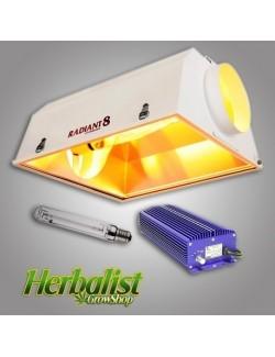 Kit de iluminación Electrónico Lumatek 600W Radiant 8