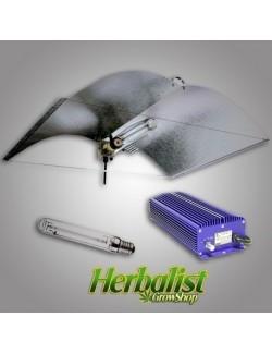 Kit de iluminación electrónico Lumatek 600W Adjust a Wings Aveng. Large