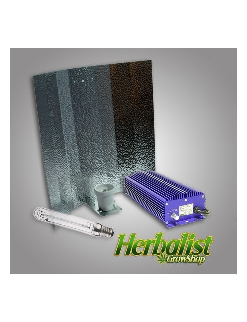 Kit de iluminación electrónico Lumatek 250W Reflector Estuco