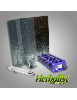 Kit de iluminación electrónico Lumatek 400W Reflector Estuco