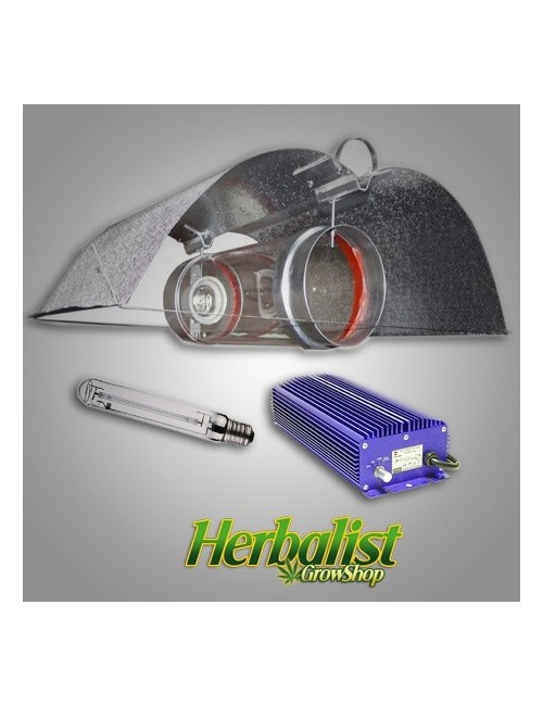 Kit de iluminación electrónico Lumatek 400W Cooltube 125 Alas