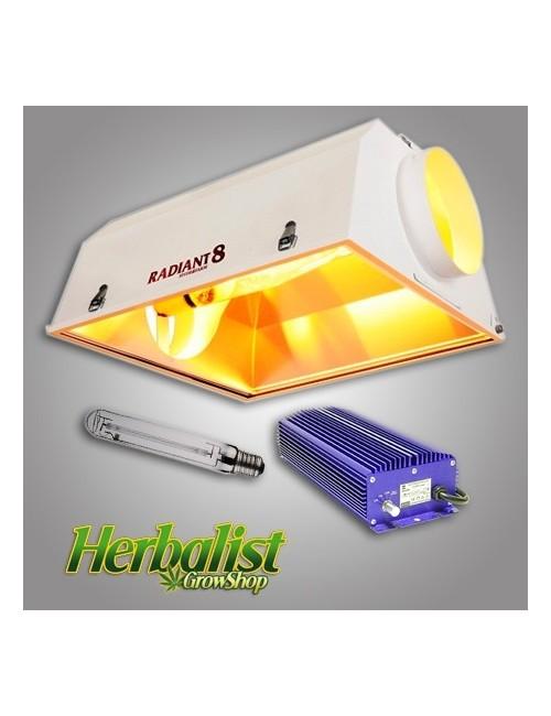 Kit de iluminación electrónico Lumatek 400W Radiant 6