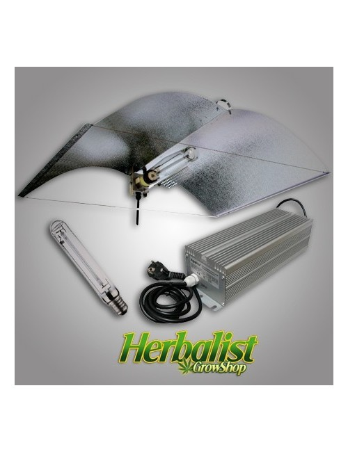 Kit de iluminación electrónico Agrolite 600W Adjust a Wings Aveng. Large