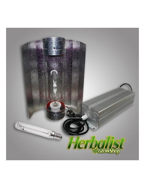 Kit de iluminación electrónico Agrolite 600W Cooltube 125