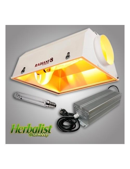 Kit de iluminación electrónico Agrolite 600W Radiant 6
