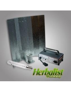 Kit de Iluminación Electrónico Phantom 250W Reflector Estuco