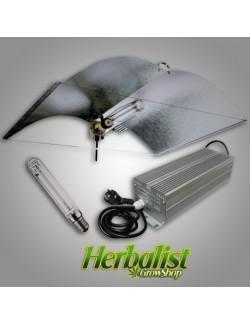 Kit de iluminación electrónico Agrolite 600W Adjust a Wings Enf. Medium