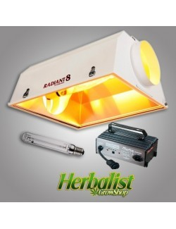 Kit de Iluminación Electrónico Phantom 400W Radiant 6