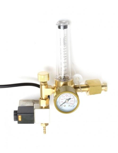 Dosificador CO2 con electroválvula