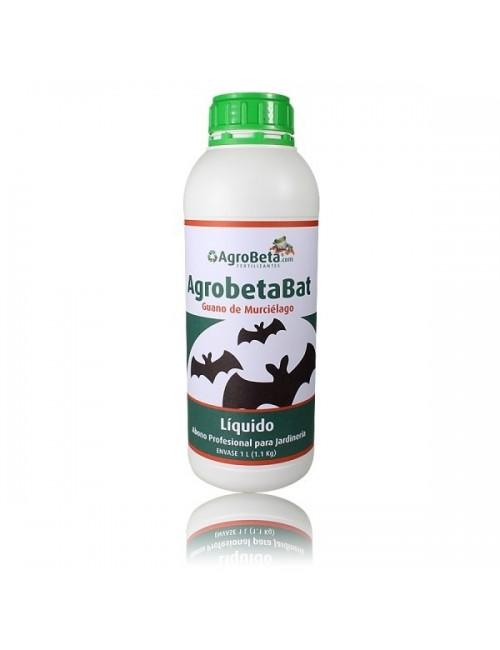 Guano de murciélago líquido AgrobetaBat