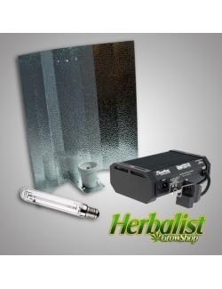 Kit de iluminación Phantom 1000W Reflector Estuco