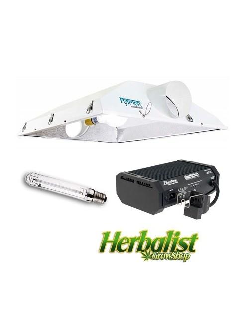 Kit de iluminación Electrónico Phantom 1000W Raptor