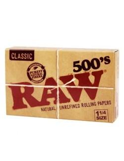 Raw 500 1 1/4