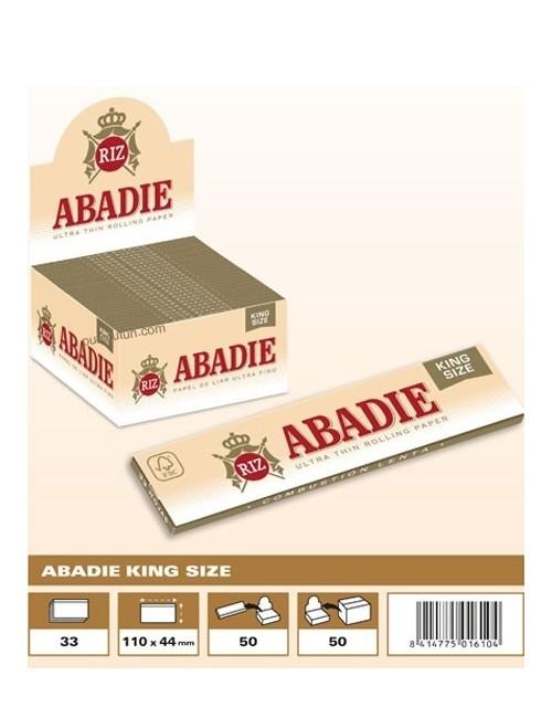 Abadie King Size 2 x 1,5€
