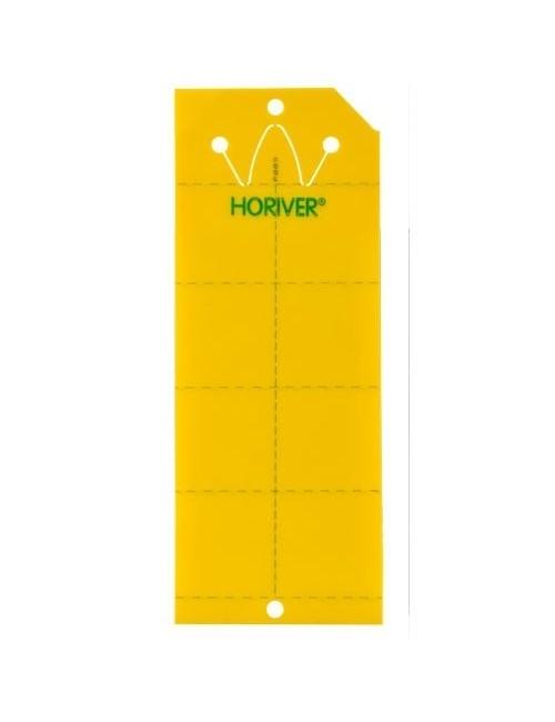 Trampas adhesivas anti-insectos amarillas