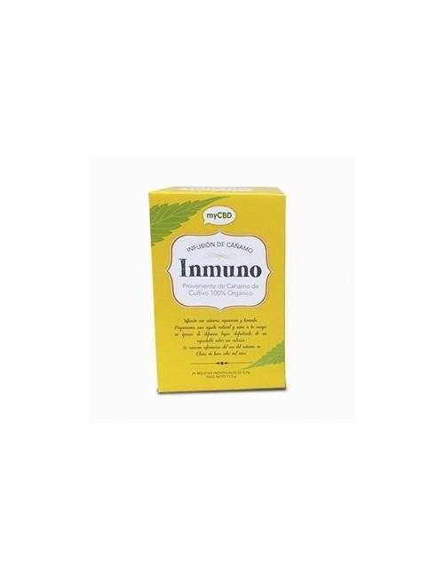 Infusión Immuno (25 bolsas)