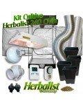 Kit Cultivo Herbalist 240 CMh