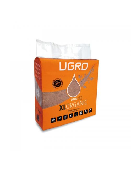Ladrillo de coco Ugro XL Organic 70L