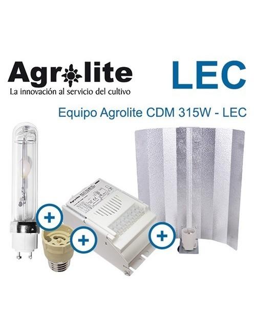 Oferta Kit de iluminación magnético Agrolite 315w LEC (CMH)