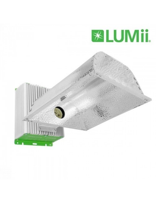 Luminaria LEC 315W Lumii Solar + Bombilla Lumi 3200k