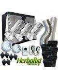 Kit Cultivo Herbalist 290 LEC Agrolite