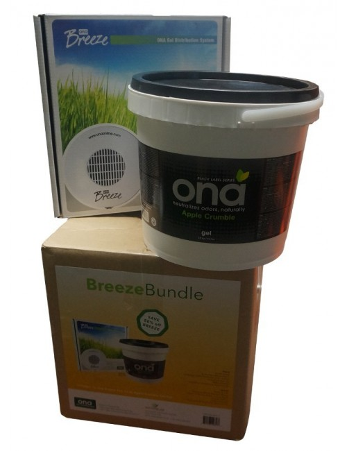 ONA Kit Breeze Fan Apple Crumble 3,8 Kg