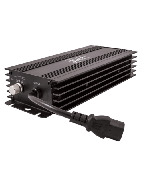 Balastro electrónico regulable Lumii Black 600w