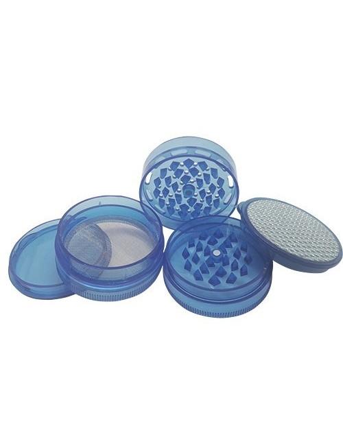 Grinder Plástico 5 Partes con polinizador