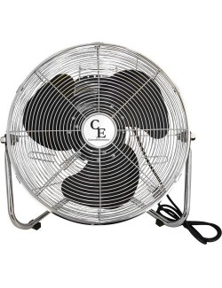 Ventilador Suelo Industrial (55w-30cm) 12´ Cornwall Electronics