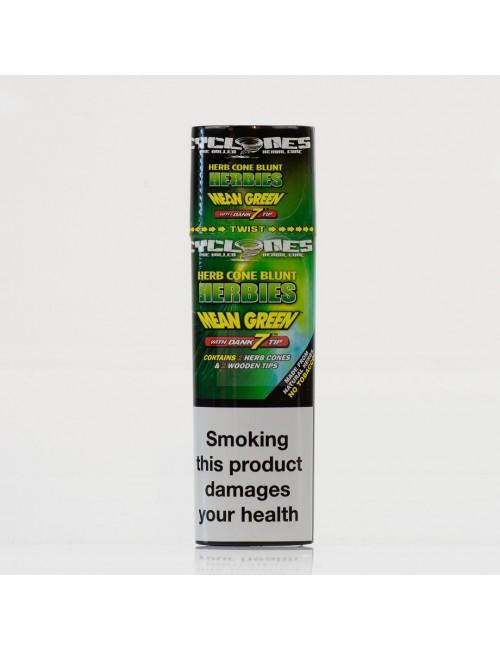 Cyclones Herbies Mean Green - 2 unidades por tubo