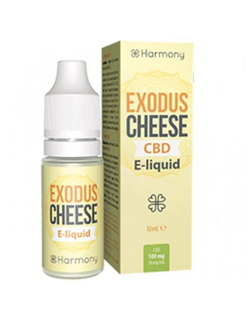 Harmony E-Liquid (100MG CBD) 10ml