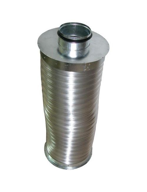 Silenciador Flexible para extractores