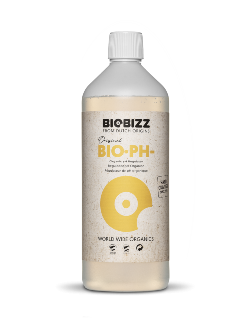 Bio Bajador de Ph Biobizz