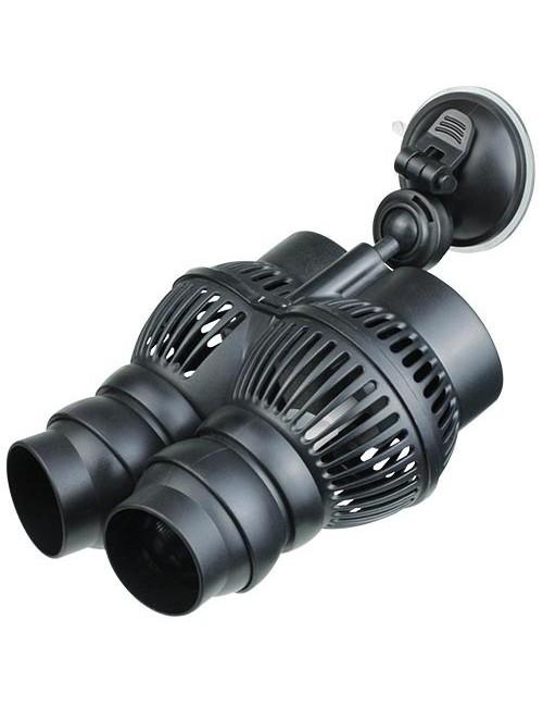 Agitador de agua 12w 6000l/h 2 rotores Neptune