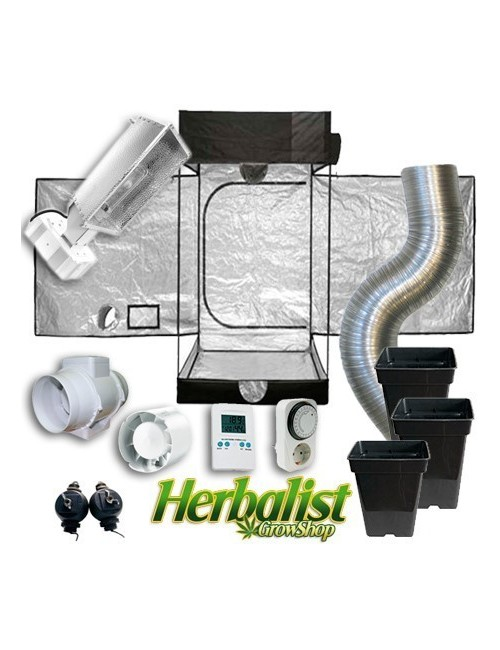 Kit de Cultivo interior Herbalist 90 LEC Lumii