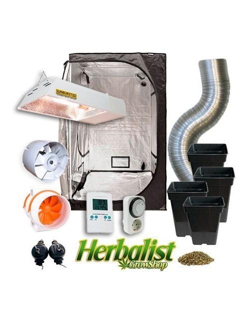 Kit Cultivo Herbalist 90 LEC Sunburst