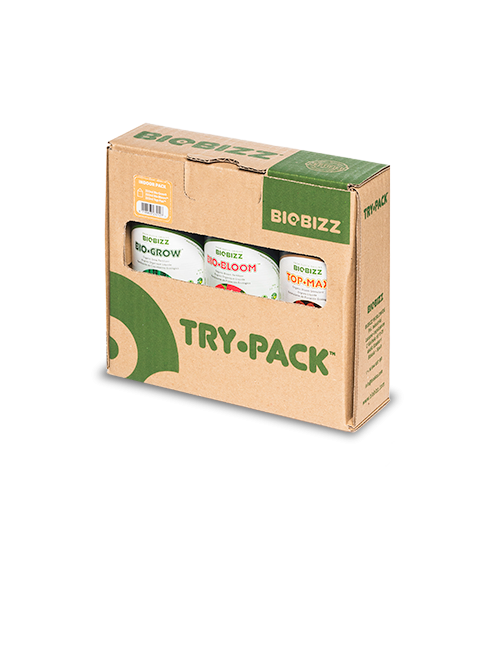 Try pack Biobizz Indoor