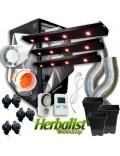 Kit de cultivo interior 100 LED Kappa