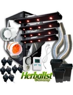 Kit de cultivo interior 120 LED Kappa