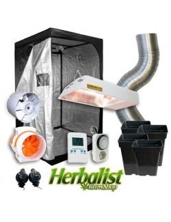 Kit Cultivo Herbalist 120 LEC CMh